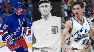 Unbreakable Records: Top 10 Individual Career Records in Professional Team Sports