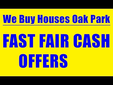 We Buy Houses Oak Park Michigan - CALL 248-971-0764 - Sell House Fast Oak Park Michigan