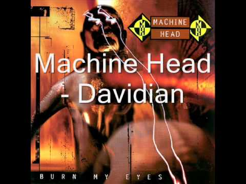 Machine Head - Davidian (with lyrics)