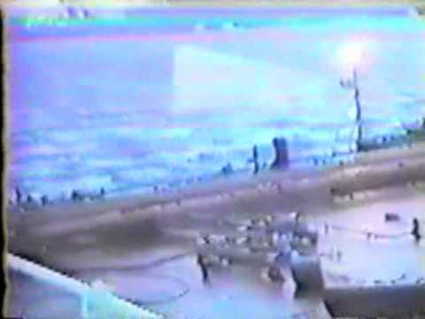 Exxon Valdez Footage - March 24, 1989