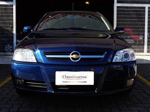 Chevrolet Astra Sedan Elite 2 0 8v Flex 2006 Youtube
