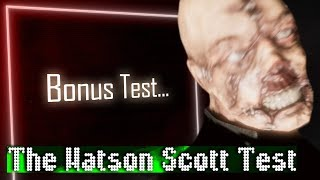THE FEAR TOLERANCE TEST... | The Watson Scott Personality Test (Part 2) Ending?
