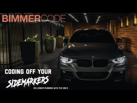 BIMMERCODE: CODING YOUR SIDEMARKERS OFF