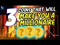 3 coins that will make MILLIONAIRES  Bitcoin trading is ...