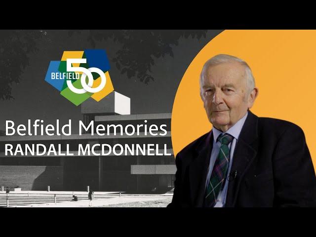 Belfield Memories - Randal McDonnell