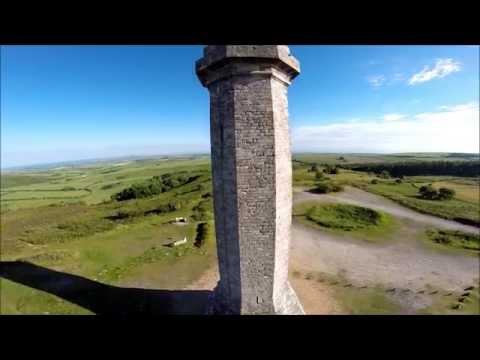Hardy Monument near Dorchester Dorset