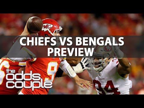KC Chiefs vs Cincinnati Bengals | NFL Preseason Week 2 Pick