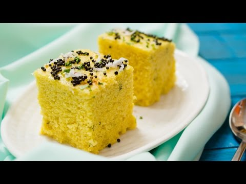 Khaman dhokla using curd in hindi besan dhokla without eno khaman dhokla using curd in hindi besan dhokla without eno gujarati snack recipe most popular videos forumfinder Images