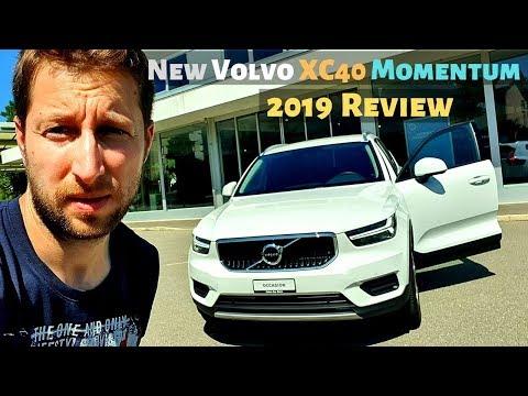 New Volvo XC40 Momentum 2019 Review Interior Exterior