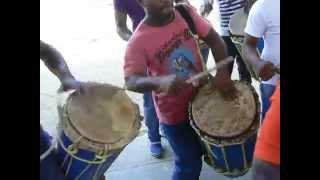 Tambores Chimbángues   Golpe Chocho 2