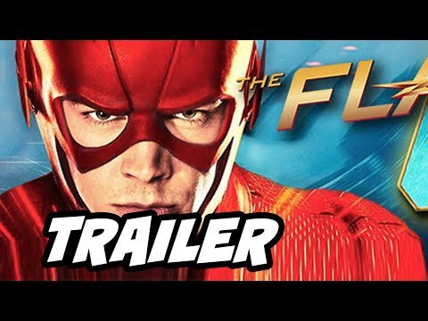 The Flash Season 4 Trailer - Flash Rebirth Breakdown