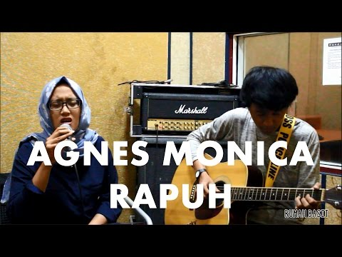Agnes Monica - Rapuh | Acoustic Cover by Basit and Nelendia Sabrina