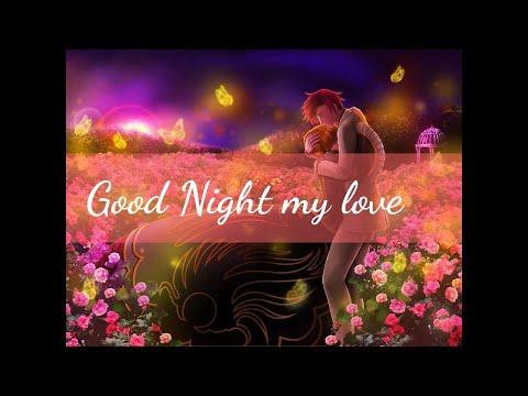 good night my love, tum sa nahin dekha wishes,romantic whatsapp video