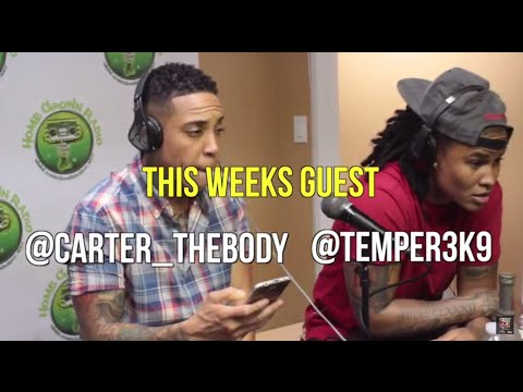 The Temper & Carter the Body Experience #KeepinItReal w The Cousins N Bigg
