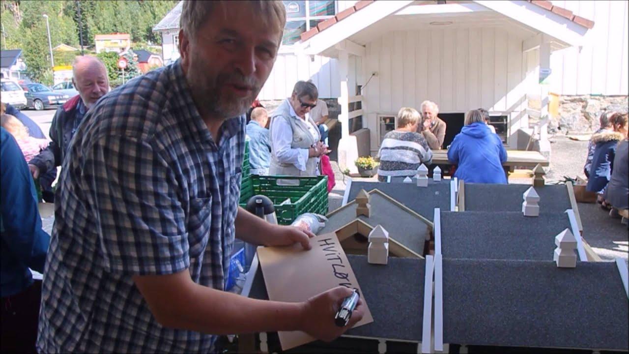Topnotch Markedsdag i Fagernes med Slidreøya fengsel - YouTube IY-99
