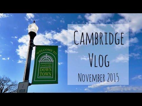 Cambridge, MN Vlog   November 2015