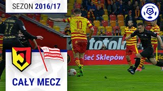Jagiellonia Białystok - Cracovia [1. połowa] sezon 2016/17 kolejka 29