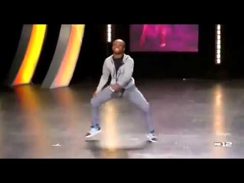 Видео: Танец робота. Нереально талантливый чувак. Америка имеет талант