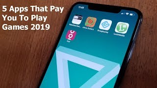 5 Apps That Pay You To Play Games On Android / Ios 2019
