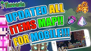 Terraria v1.3.0.7.7 Build 289 Updated All Items Map Now On EXPERT MODE!! + MORE!!!