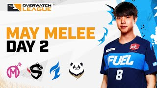 [Co-Stream] Overwatch League 2021 Season | May Melee Tournament | Day 2