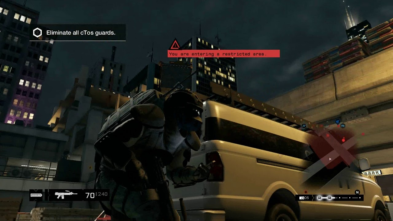 The first Watch Dogs comes alive with a modder's help - Polygon