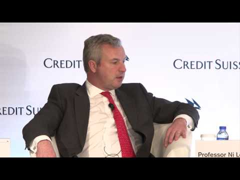 AIC 2015 Keynote: The New Energy Reality – Are Low Crude Prices Here to Stay?