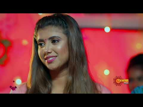 Madhumasam - Episode 10   13th September 19   Gemini TV Serial   Telugu Serial