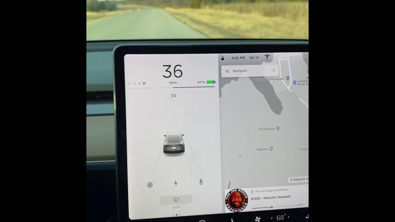 Tesla Model 3 AWD (dual motor) post acceleration update ...