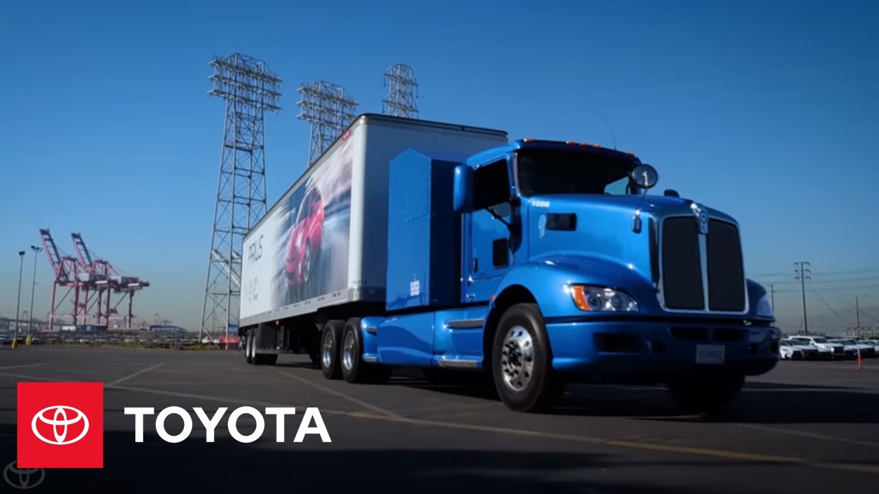 Toyota Environmental Sustainability Presents: A Portal To The Future | Toyota
