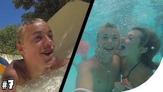 GEWELDIG WATERPARK! - Vakantie Vlog #7