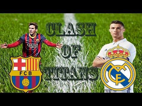 Barcelona V Real Madrid - El Clasico Facts And Stats.