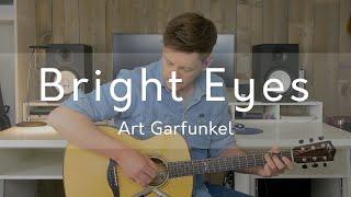 Art Garfunkel Bright Eyes Fingerstyle Acoustic Cover.mp3