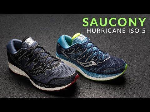Saucony Hurricane ISO 5 - Running Shoe Overview