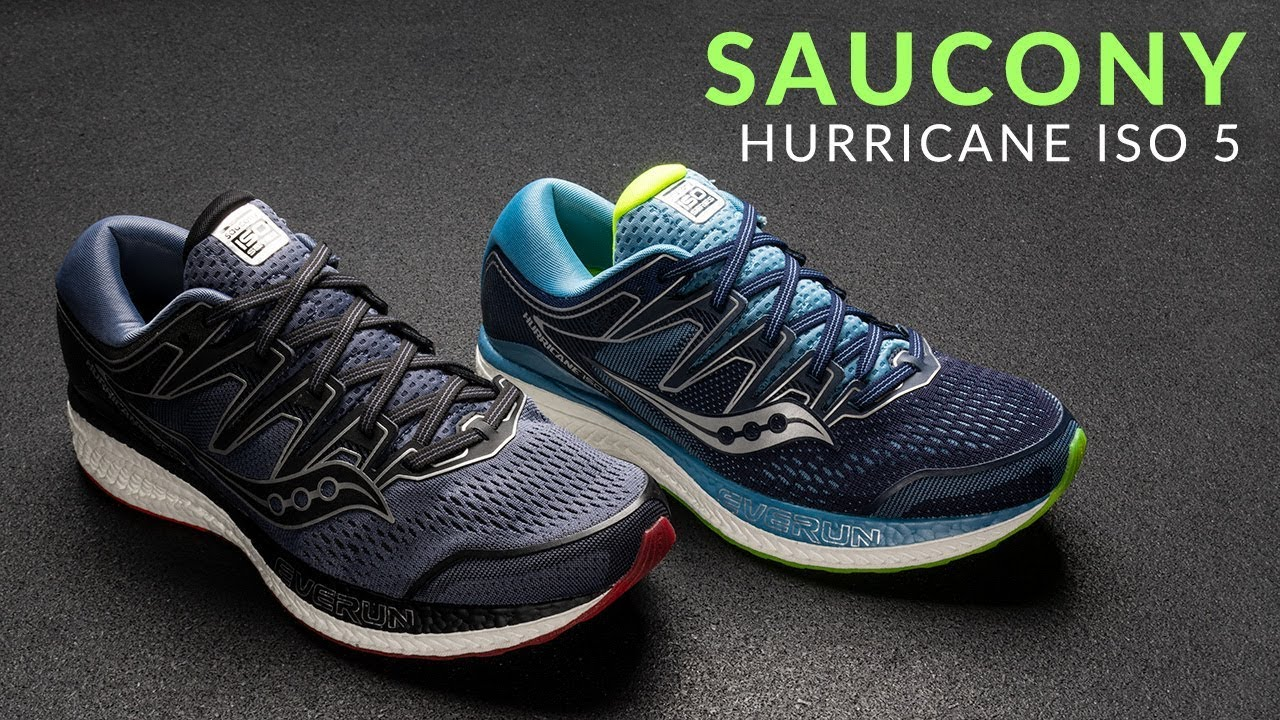 cc8ee921 Saucony Hurricane ISO 5 - Running Shoe Overview