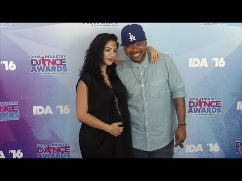 Columbus Short & Aida Abramyan 2016 Industry Dance Awards Red Carpet