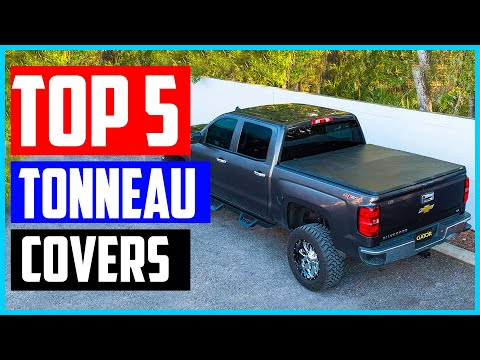 The 5 Best Tonneau Covers In 2020 – Reviews