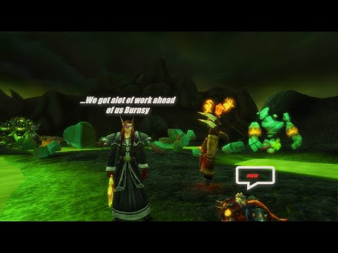 Outland Adventures S3: Ep. 15 SPIRIT GATHERING (World of Warcraft: The Burning Crusade)