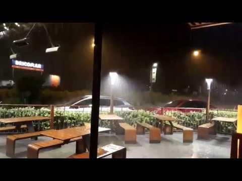 Pioggia 17 settembre 2017 Segrate Milano