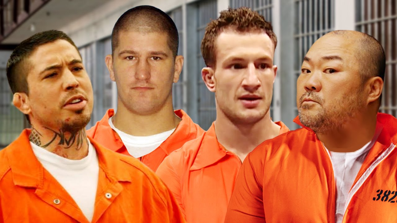 Download 10 MMA Fighters Currently ROTTING in Jail (and the Reasons Why)