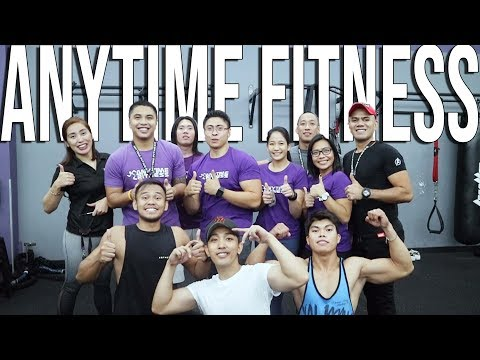 Workout for FREE! at ANYTIME FITNESS FAIRVIEW