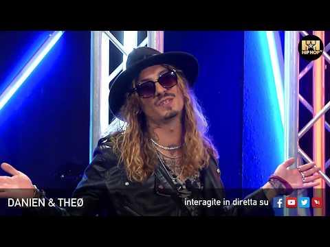 DANIEN & THEØ LIVE SU HIP HOP TV 🔥📲