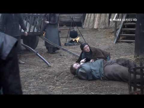 Игра престолов 6 сезон 5 серия - Hodor сцена смерти затвори вход