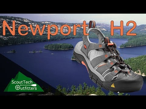 Keen Newport H2 Waterproof Sandal Review