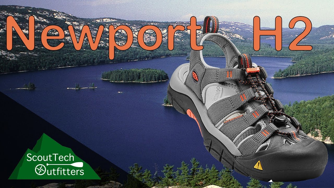 f3c3fea73c9 Keen Newport H2 Waterproof Sandal Review - YouTube