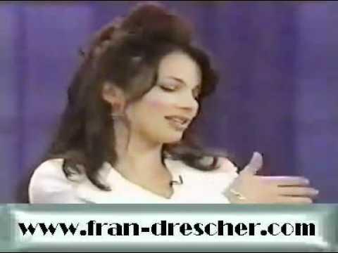 Fran Drescher & Peter Marc Jacobson On Oprah, 1996