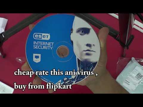 ESET Internet Security 1 User 1 Year (CD/DVD)