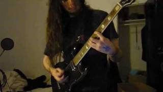 Iced Earth - Travel in Stygian (cover)