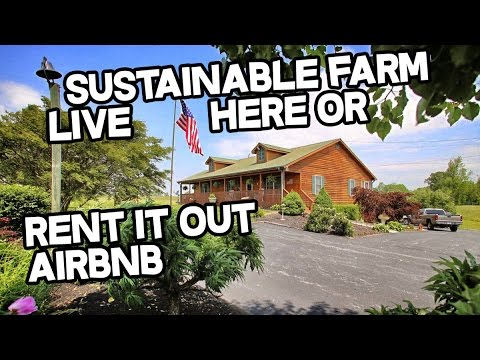 Sustainable Farming on this Horse Property, 11 acres, Barns, Workshop or rent it out Airbnb