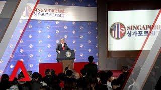 Trump-Kim summti: Trump on cost of North Korea's denuclearisation